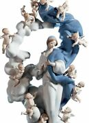 Lladro Immaculate Virgin Figurine. Limited Edition 01001799 1799 New