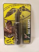 Si Robertson Duck Commander Autographed Duck Call