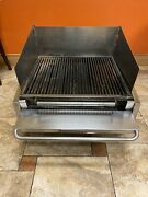 Magikitch'n Apl 630-h Natural Gas Countertop Radiant Charbroiler 30 Used Grill