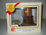 Model Power Silverton Water Tank And Shed Buildings Ho Scale No 561 New