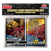 Yugioh Japanese Ots Exclusive Official Card Sleeves Egyptian Gods 200ct