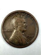 1912-s Lincoln Wheat Cent - Very Nice Circulated 14142