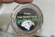Menwith Hill Station Director Of Operations Nsa Challenge Coin
