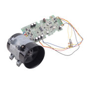 Universal 12v 16.5a Car Auto Electric Turbine Power Turbo Charger Boost W/ Esc