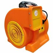 Commercial 1.5 Hp Cyclone Blower For Large Inflatable Slides And Games 950 Cfm