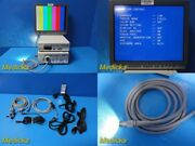 Olympus Otv-s7 Endoscopy System W/ Clv-s40 L.s, Oev-191h Monitor And Leads 23502
