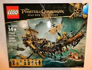 Lego Pirates Of The Caribbean Silent Mary Ship 71042 Disney 2017 Brand New