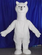 Alpaca Mascot Costume Parade Advertising Amuse Arpakasso Suit Adult Outfit Party