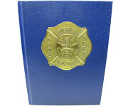 1847 1992 Oneonta Fire Department Book Ny Hc/1st Ed Photos Names Advertisements