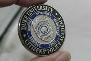 Duck University Citizens' Police Academy Challenge Coin