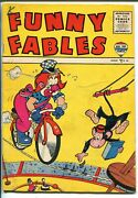 Funny Fables 1 1947 - Red Top -g - Comic Book