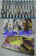 Ups Courier Delivery 3-7 Days To Usa. D.gray Man Vol.1-27 Set Japanese Manga