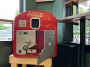 Vintage Late 40and039s/early 50and039s Coca Cola Vending Machine - Vendorlator