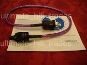 Nordost Frey 2 Norse 2 Power Cable Usa Plug