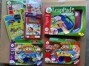 Leap Pad Read Aloud Plus Microphone Leap Frog Learning System, Brand New Sealed