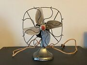 Lionel Electric Desk Fan Vintage 10 Tall Works Extremely Rare By Train Mfg