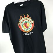 I Survived Ghost Pepper Cheese Tee Size Xl T-shirt Osceola Mo Cheese Co Hotter
