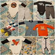 Baby Boy Clothing 3-6 Months Lot