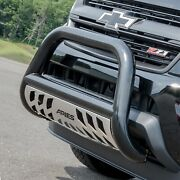 Aries B35-3007 3 Black Steel Bull Bar For Select Expedition, F-150, Mark Lt