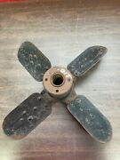 1940 1941 Ford Truck 4 Blade Radiator Cooling Fan Nos 1220
