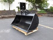 New 48 Clean Up Bucket For A John Deere 510c