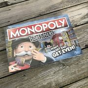 Monopoly Sore Losers Edition - New In Sealed Box
