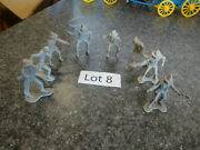 Cowboys - For Marx / Other Western Town And Ranch Wyatt Earp Figure   Lot 8