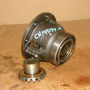 Ch14594 John Deere 850 750 870 Mfwd Front Differential Housing Assembly