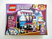 41004 Lego Friends Rehearsal Stage 198 Pieces Factory Sealed New In Box