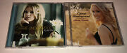 Carrie Underwood Lot Of 2 Cds Play On / Some Hearts Country Music Cd Lot