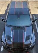 2 Color 10 Twin Rally Stripes Stripe Graphics Fit All Yr Ram 1500 2500 3500