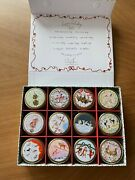 Anthropologie Inslee Fariss 12 Days Of Christmas Candles Gift Set Sold Out Nwt