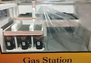 Mth Railking 30-9109 Union 76 Operating Gas Station