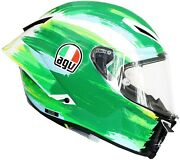 Agv Pista Gp Rr Mugello 19 Limited Edition Motorcycle Helmet Full Face Racing