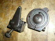 Moore G18, 2, 3, Jig Grinder, Borer Quill Stop Assembly