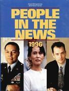 People In The News 1996 By Brownstone, David , Hardcover