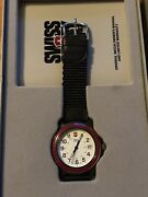 Swiss Army Menand039s Field Watch Marlboro And039adventure Teamand039 New In Box 1990andrsquos