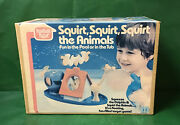 1979 Romper Room Squirt,squirt The Animales Nib By Hasbro