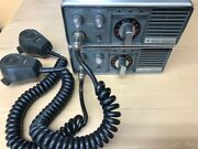 Yeasu Ftc-1525a Vhf Radio Communication Includes For The 2 Radios Vintage