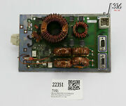 22351 Applied Materials Pcb Assy Rf Filter W/ Rf Detector Gas 0100-01888