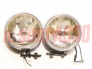 Fog Lamp Lights Groups Optical Megalux Lancia Fulvia Hf Fanalone Towing