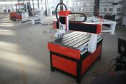 3d Cnc6090 2200w Router Wood Steel Metal Engraver Mill Machine On Sale Freeship
