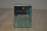 Chopard Wish Turquoise Diamond Edt 30ml, Discontinued, Very Rare, New, Sealed