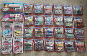 Disney Pixar Cars Die Cast Collection Haulers, Cars, Chases 48 Total New