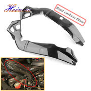 For S1000rr 2015-19 Carbon Fiber Motorcycle Frame Covers Guard Protector Fairing