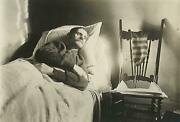 1910 Man Dying Of Tuberculosis Chicago Ill Photo By Lewis Hine Tenements
