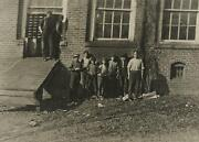 1909 Doffer Boys In Atherton Mill Charlotte Nc Photo By Lewis Hine Child Labor