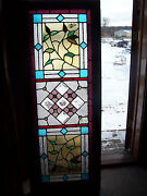 Colorful Stained Glass Textured W/ Jewels Sg 1026