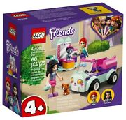 Lego Friends Cat Grooming Car 41439 Building Kit 60 Pieces