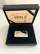 Singapore Airlines First Class Gift The Hanging Gardens Of Babylon Silver Ingot